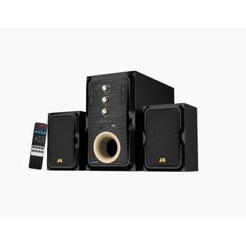 JS 藍牙多媒體三件式喇叭