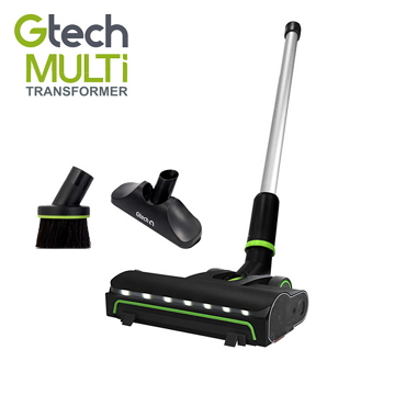 Gtech Multi Plus原廠電動滾刷地板套件組