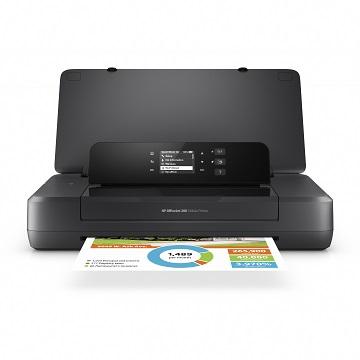 HP OfficeJet 200 行動噴墨印表機