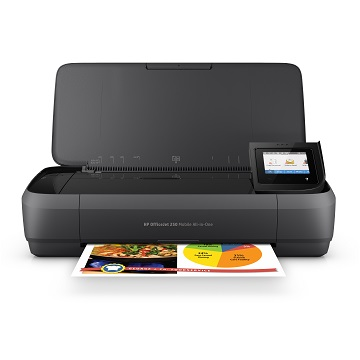 HP OfficeJet 250 Mobile 複合機 CZ992A