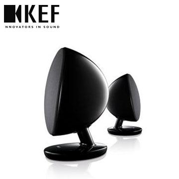 KEF EGG 藍牙揚聲器 SP3874BI(光澤黑)