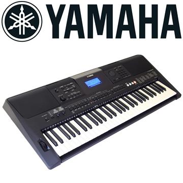 YAMAHA 61鍵 進階款可攜式電子琴
