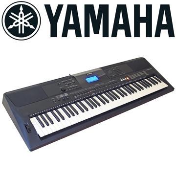YAMAHA 76鍵 進階款寬音域電子琴