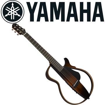 山葉YAMAHA 靜音民謠吉他 漸層 SLG200STBS