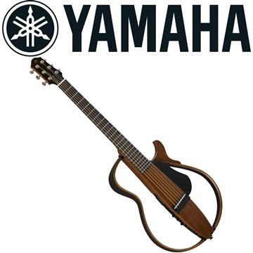 山葉YAMAHA 靜音民謠吉他 原木 SLG200SNT