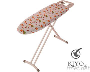 【福利品】KIYO36吋透氣直立式超輕燙衣板