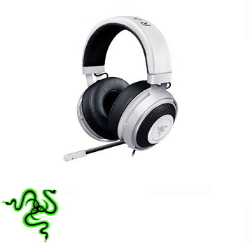 雷蛇 Razer Kraken Pro V2 電競耳機 - 白