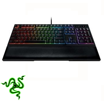 雷蛇 Razer Ornata Chroma 雨林狼蛛幻彩版鍵盤