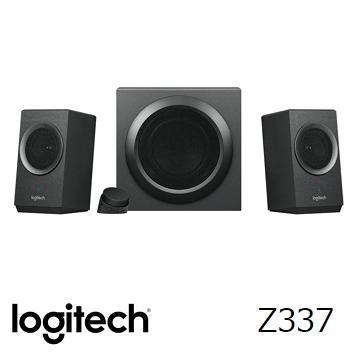 (福利品)Logitech羅技 Z337  2.1聲道音箱喇叭系統