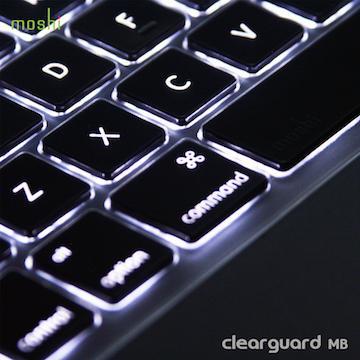 "【13/15""】moshi MacBook 13""/15""高透光超薄鍵盤膜"