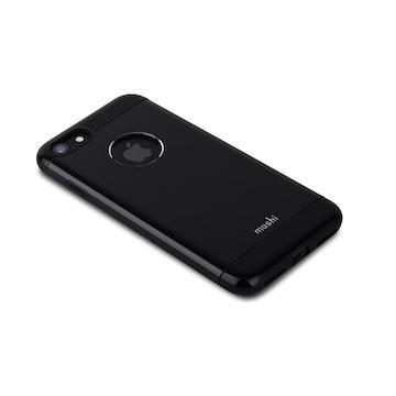 【iPhone 8 / 7】moshi Armour 鋁製保護殼-曜石黑