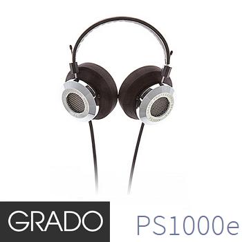 Grado PS1000e鋁合金原木開放耳罩式耳機