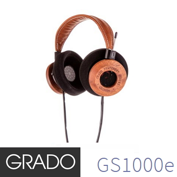 Grado GS1000e桃花心木製開放耳罩式耳機