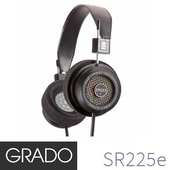 Grado SR225e開放耳罩式耳機