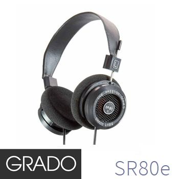 Grado SR80e耳罩式耳機