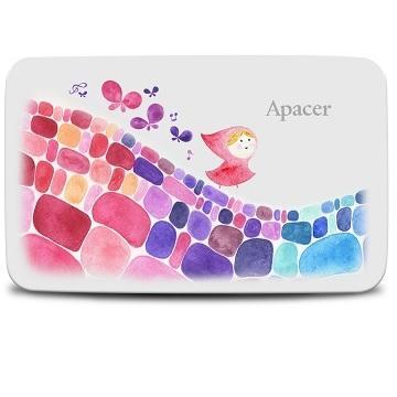 【1TB】Apacer 宇瞻 克里斯多 AC233 外接硬碟