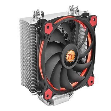 曜越 Riing Silent 12 CPU散熱器(紅光)