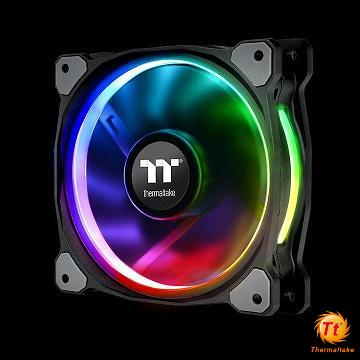 Tt曜越 Riing Plus 12 RGB水冷排風扇