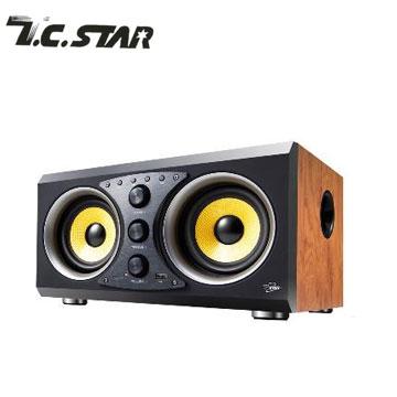 【展示機】T.C.STAR藍牙/USB揚聲器