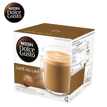 雀巢咖啡膠囊-咖啡歐蕾