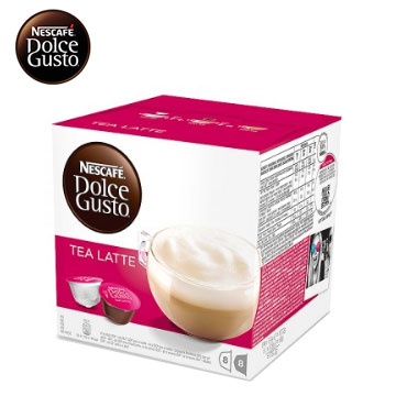 雀巢咖啡膠囊-紅茶拿鐵