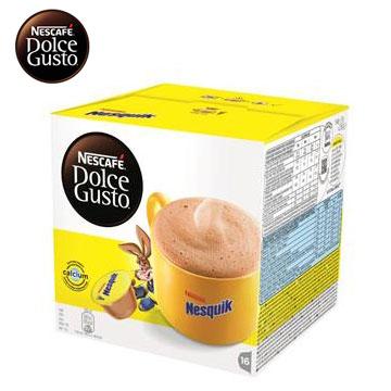 雀巢飲品膠囊-高鈣巧克力