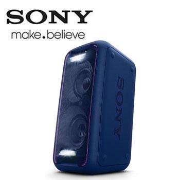 SONY NFC/藍牙揚聲器 GTK-XB5/L(藍)