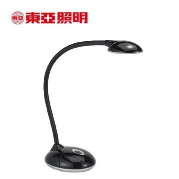 東亞Mouse 4W LED檯燈-黑色 LDK012-4AAD-B