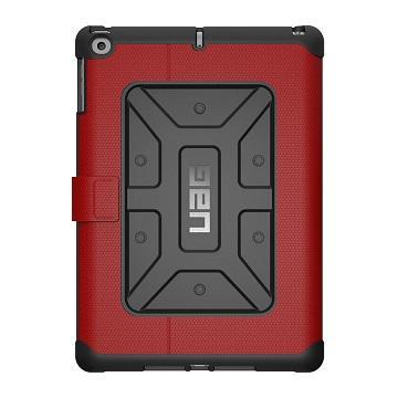 """【9.7""""】UAG iPad耐衝擊保護殼-紅"""