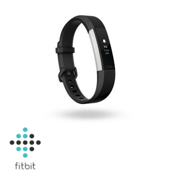 【S】Fitbit Alta HR 心率監測手環-黑