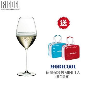 RIEDEL CHAMPAGNE WINE GLASS 香檳杯(1組2入)★贈MOBICOOL MINI保溫保冷袋1入 (顏色隨機)★ VERITAS系列