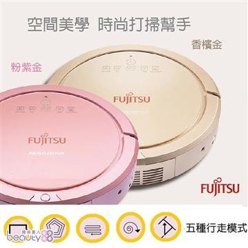 FUJITSU 掃地機器人+負離子空氣清淨機
