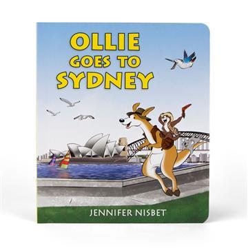 OtterBox 旅遊故事書-雪梨