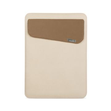 "【13""】moshi Muse MacBook 13""/iPad Pro保護內袋-米"