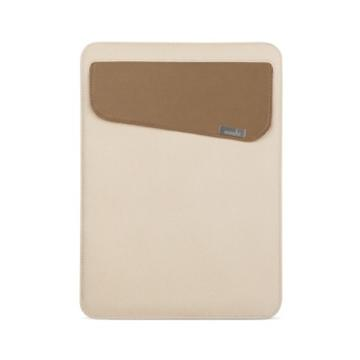"【12""】moshi Muse MacBook保護內袋-米"