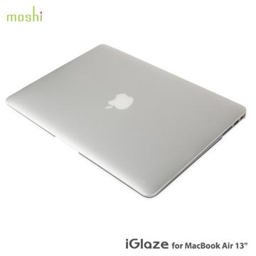"【13""】moshi iGlaze MacBook Air筆電保護殼 99MO071902"