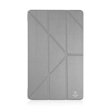 "【iPad 9.7""】JTL Montreal 多角度皮套-灰"