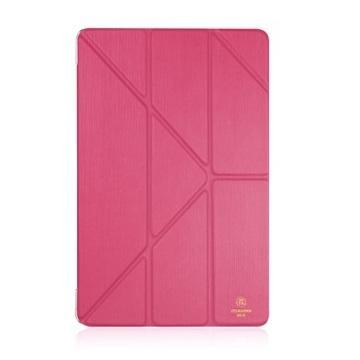 "【iPad 9.7""】JTL Montreal 多角度皮套-桃紅"
