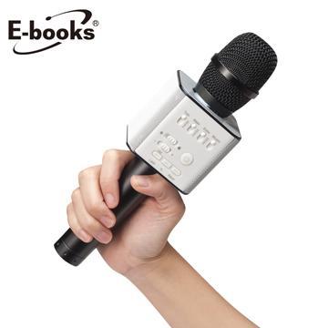 E-books D20 藍牙多聲道K歌麥克風