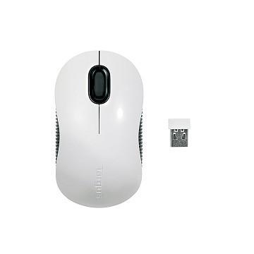 Targus W063無線藍光滑鼠-白