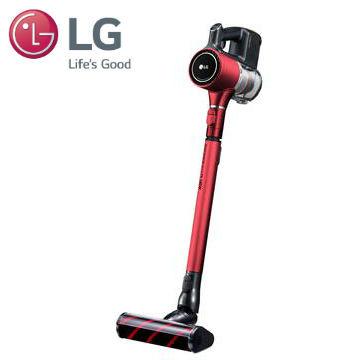 【拆封品】LG 手持無線吸塵器(紅色)