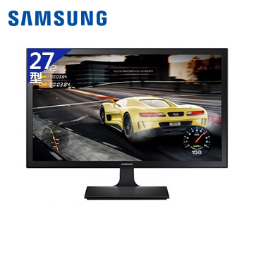 (福利品)SAMSUNG三星 27型 LED液晶顯示器 S27E330H