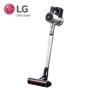 【福利品】LG 手持無線吸塵器(銀色旗艦機)