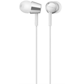 SONY MDR-EX155AP入耳式耳機-白