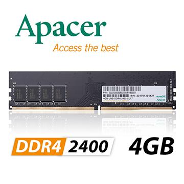 【4G】APACER Long-Dimm DDR4-2400