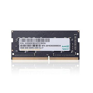 【8G】宇瞻 Apacer So-Dimm DDR4-2400