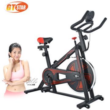 【GTSTAR】爆汗級運動飛輪健身車