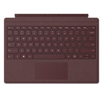 微軟Surface Pro 實體鍵盤(酒紅)