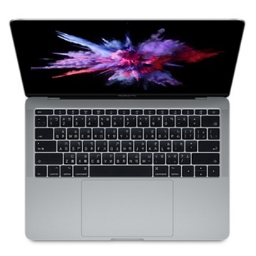 "13.3""MacBook Pro 2.3G/16G/256G/IIPG640/太空灰(客製) Z0UK0001J"