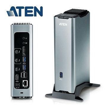 ATEN 2埠Thunderbolt-2 分享切換器